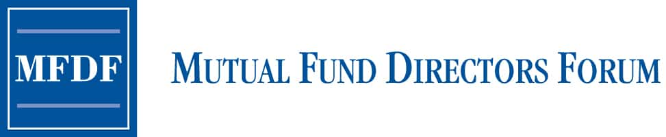 Mutual Fund Directors Forum | MFDF
